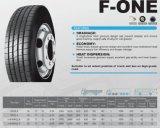 Doppelstern-LKW-Reifen 315/80r22.5, schlauchloser Radialreifen 12r22.5