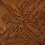 Valorizados Carvalho Francês Versailles piso em mosaico de madeira da engenharia de piso