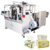 Macchina per l'imballaggio delle merci del tessuto del tovagliolo per il tessuto di carta che fa macchina