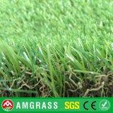 Garten-Gebrauch-künstliches Gras Lilland Chemiefasergewebe-Gras