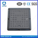 En124 BMC Gray Composite Manhole Cover
