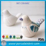 De in het groot Ceramische Unpainted Vissoep van de Waren van Doll van het Porselein van Greenware van de Levering van het Aardewerk