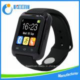 Bluetooth Smart Watch U80 de notificación de Bt Anti-Lost reloj de pulsera Portátil para iPhone 4/4s/5/5s/6 Samsung S4/Nota 2/3 teléfono Android