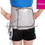 220V New Far Infrared Waist Trimmer Exercício Belly Belt Slimming Burn Fat Sauna Perda de peso Fat Shaping Burning Abdomen Reduzir o ventre