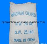 Chlorure d'ammonium de médecine de pente d'exportation de poudre pour les tablettes diurétiques avec 50kg/Bag