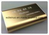 Высокая машина маркировки лазера стекловолокна Preformance для металла