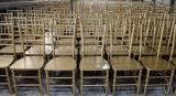 형식 도매 Chiavari 황금 의자