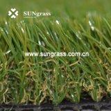 40 мм с высокой плотностью установки ландшафтный сад для отдыхающих поддельные травы (SUNQ-AL00086)
