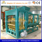 Machine à paver concrète de saleté de bloc de cavité de brique de la colle de la pression Qt4-16 hydraulique faisant la machine