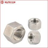 Noix Hex lourdes d'acier inoxydable (ASTM A194)