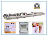 Xcs-800PC Hochgeschwindigkeits-Leistungsfähigkeits-Faltblatt Gluer für CD Kasten
