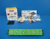 教育おもちゃパターンブロック、DIYのおもちゃ、困惑はもてあそぶ小型ブロック(885361)を