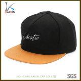 Kundenspezifische Wolle-Hut-und Schutzkappen-Stickerei-Hysterese