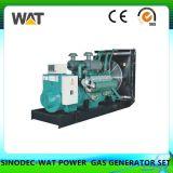 Conjuntos de geradores de gás de biomassa Cummins 150kw da China