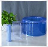 Tenda di acquazzone di cristallo del PVC dell'animale domestico del PVC