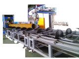 관의 절단을%s 관 플라스마 커트 기계