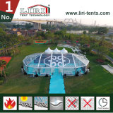 300 de mensen ontruimen de Gemengde Tent van de Partij met Duidelijke Bovenkant voor Verkoop