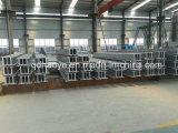 Hot Dispersed Galvanized High Quality Welded Tee Bar / T Beam para o mercado australiano (QDWF-002)