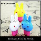 Lettore di schede di deviazione standard del bambino del coniglio micro (OS-CR48)