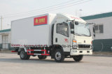 La frutta fresca di marca di Sinotruk ha trasportato il camion refrigerato