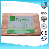 Kitchen를 위한 무거운 Dirty Oil Needle Punched Nonwoven Cleaning Wipe