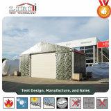 Tente chaude de hangar de vente utilisée pour le stationnement d'avions