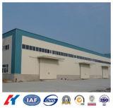 큰 경간 Prefabricated 금속 작업장 (KXD-SSW253)