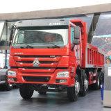 Cnhtc Sinotruck HOWO 371HP 8X4 덤프 트럭 또는 팁 주는 사람 트럭 또는 트럭