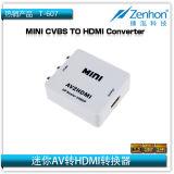 Mini CVBS (AV) pour le convertisseur HDMI