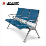 Leadcom PU Padding 3-Seater Waiting Area Bench Seat Ls531y
