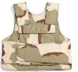 Chaleco antibalas militar / Chaqueta a prueba de balas / Seguridad chaleco táctico