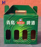 شراب & جعة عادة يغضّن ورق مقوّى ستّة/ثمانية علبة صندوق