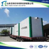 Paquete de equipo de tratamiento de aguas residuales domésticas e industriales