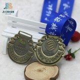 Медальон металла высокого качества изготовленный на заказ медный