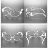 Het duidelijke Frame van het Polycarbonaat van de Bril van de Veiligheid van de Lens van PC (SG103)