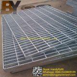Plataforma de drenagem de aço inoxidável galvanizado quente mergulhado no chão