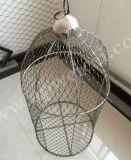 Ss304/316L проволочного каната из сетки для каркаса птиц 1.2mmx20mmx20мм