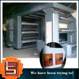 < Lisheng> flexographique Machine d'impression 4 couleurs