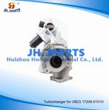 Turbocharger per Toyota 1vd-Ftv Vb23 Rhv4 17208-51010 17201-51020 Turbo gemellare