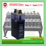 Batterie alcaline à haut débit 1,2V 150ah Ni-CD pour démarrage du moteur