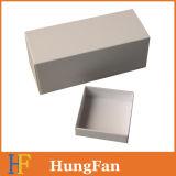 Qualitäts-weiße Pappkerze-verpackender Papiergeschenk-Kasten