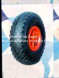 """rotella di gomma del carrello del poliuretano 8 """" X2.50-4"""