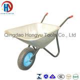 Carriola d'acciaio Wb6407A del metallo del giardino della Cina Durable&Cheap