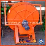 酢の残余肥料の微粒機械