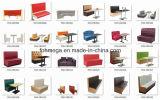 Alta qualità Leather Cheap Booth per Restaurant (FOH-CBCK26)