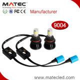 Фара автомобиля СИД энергии сбережения пробки Гуанчжоу Matec цветастая, H4 H7 H11 9005 9006