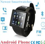 Smart populaire Android Mobile Cell Phone Watch