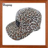 Высшая чернота Snapback крышки шлема панели Hawaiian 5 апаша