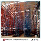 Crémaillère empilable de palette en métal lourd et à haute densité de vente chaude d'Alibaba