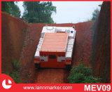 特別な目的の手段の回復トラック
